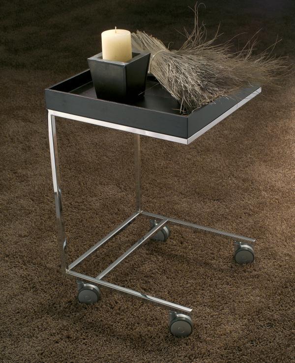 complementi per divani e poltrone: tavolini con ruote ? tavolino ... - Tavolino Per Letto Con Rotelle